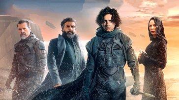 2021'in bilim kurgu severler için büyük heyecan yaratan yapımlarından biri olan Dune'dan yeni bir fragman geldi. Pek çok başarılı oyuncuyu bir araya getiren yapım, 15 Ekim'de sinemalarda izleyicisi ile buluşacak.