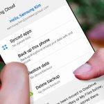 Samsung kullanıcılara sunduğu bulut depolama servisi Cloud konusunda kritik bir karar aldı. Samsung Cloud için yolun sonu gözüktü!