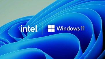 Windows 11 için sürpriz çıkış tarihi iddiası: Intel, Windows 11'in yayınlanma programını farkına varmadan açıklamış olabilir!