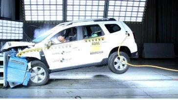 SUV araçlar içerisinde önemli bir yeri olan Dacia Duster, Brezilya ve diğer Latin Amerika ülkelerinin baz aldığı Latin NCAP testinden sıfır yıldız aldı.