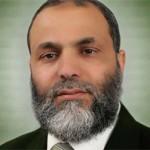 الشيخ الداعية يوسف فرحات مدير عام الوعظ والإرشاد بوزارة الأوقاف بغزة.