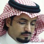عبدالرحمن العكيمي صحفي وكاتب سعودي