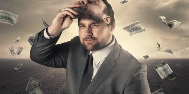 Crooked Businessman