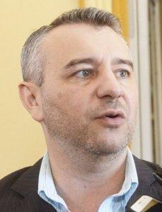 Daniel Centurión, asesor del presidente de la República.