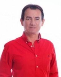Wilberto Cabañas, precandidato.