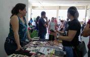 """Aspecto de la Feria del libro y la Cultura 2019 """"Un espacio para la diversidad bibliográfica""""."""