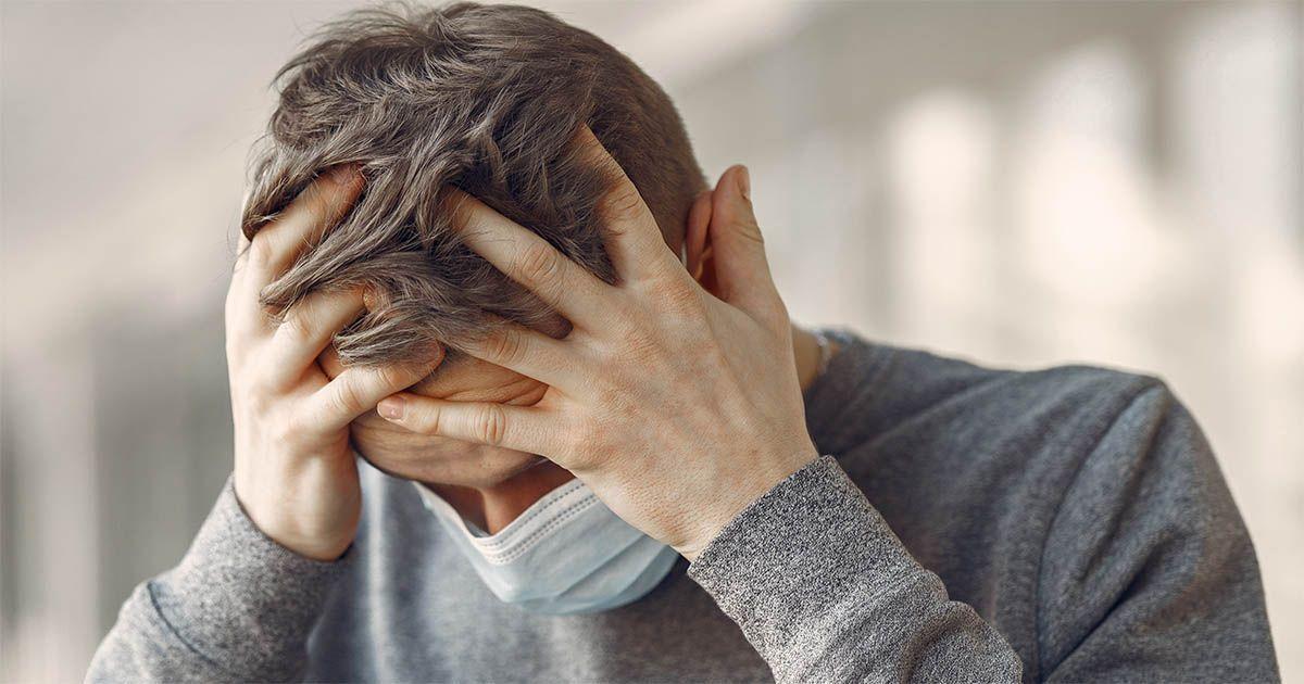 """Desde cansancio hasta """"niebla cerebral"""", los síntomas persistentes ..."""