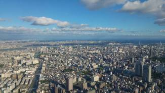 Tokyo Skytree view 4