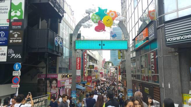 Takeshitta Street