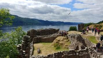 Urquhart Castle Denis
