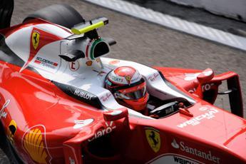 Ferrari rinnova contratto con Kimi Raikkonen