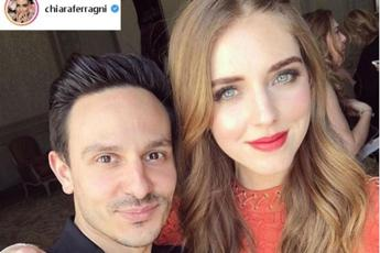 L'addio di Ferragni all'amico Alessio