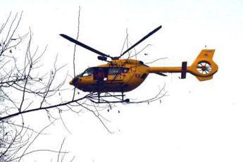 Frana sul Cervino, soccorso alpino in azione: 25 persone da evacuare