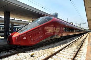 Nuovo Dpcm, Italo ferma la maggior parte dei treni