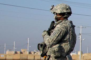 Baghdad, razzi vicino ambasciata Usa
