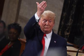 Coronavirus, Trump: Non vogliamo ritrovarci come l'Italia