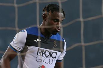 Milan-Atalanta 1-1, Zapata replica a Calhanoglu