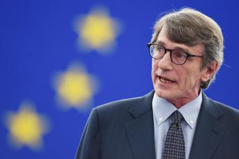 Recovery, Sassoli: Irresponsabile no accordo a vertice Ue