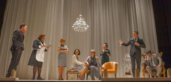 Ozpetek porta 'Mine Vaganti' al Teatro Ambra Jovinelli di Roma