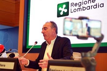 Coronavirus, Gallera lancia l'allarme sulla Lombardia