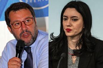 Salvini attacca ancora Azzolina
