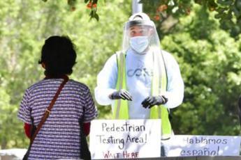 Record di contagi negli Usa, oltre 50mila in 24 ore
