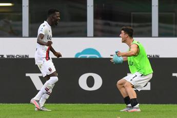 Inter ko in casa, Bologna vince in rimonta