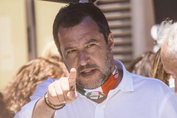 Salvini a Rocca Cencia, accesso negato: Denuncio vertici Ama