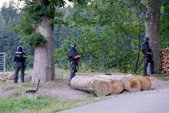 Germania, arrestato il 'Rambo' della Foresta Nera
