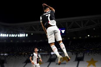 Juve-Lazio 2-1, Ronaldo blinda lo scudetto