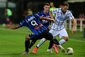 Inter chiude seconda, poi Atalanta e Lazio. Juve-Roma 1-3