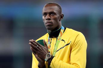 Bolt: Sono positivo al Covid, ma asintomatico