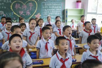 Cina, al via anno scolastico