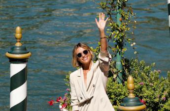 Venezia, la madrina Anna Foglietta: 'Edizione Zero che resterà nella storia'