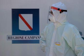 Covid Campania, oltre 2mila nuovi casi