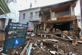 Grecia, uragano Ianos colpisce la Tessaglia: 2 morti