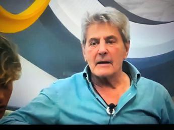 Gf Vip, Fausto Leali squalificato