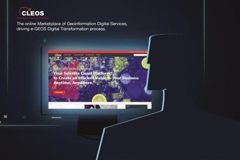 Spazio: e-Geos presenta Cleos, geoinformazione a portata di click