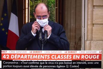 Covid, Bassetti: Francesi ci copiano e lo fanno male