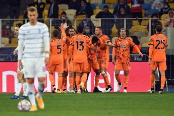 Champions, Juve ok: doppio Morata e Dinamo ko