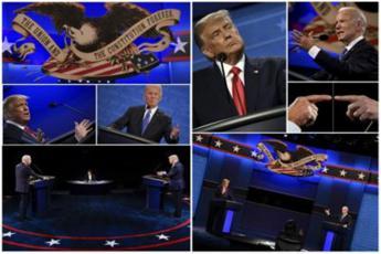 Trump-Biden, nuova sfida in tv