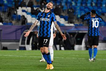 Champions, Inter k.o. col Real e Atalanta travolta dal Liverpool