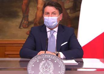 Nuovo Dpcm, Conte: Italia divisa in 3 aree