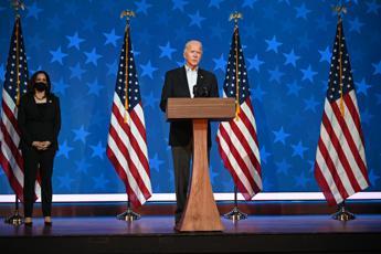Elezioni Usa, Biden: Non ho dubbi sulla vittoria