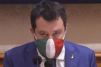 Nuovo Dpcm, Salvini: Conte si fermi, c'è diritto alla famiglia