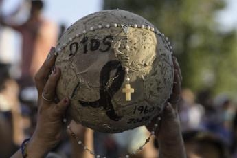 Maradona, l'autopsia: la causa della morte
