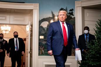 Elezioni Usa, prima intervista di Trump: Voto truccato