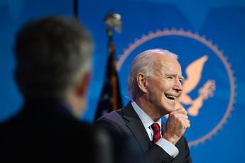 Usa, Biden eletto presidente: Ora voltiamo pagina