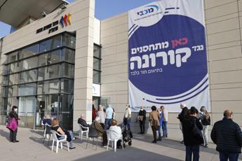 Vaccino Covid, record in Israele: quasi 100mila somministrati in un giorno