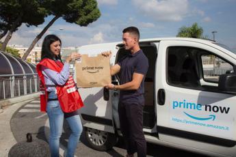 Amazon annuncia entro fine anno in Italia 1600 assunzioni